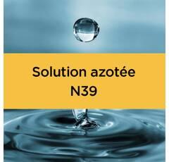 Solution azotée N39