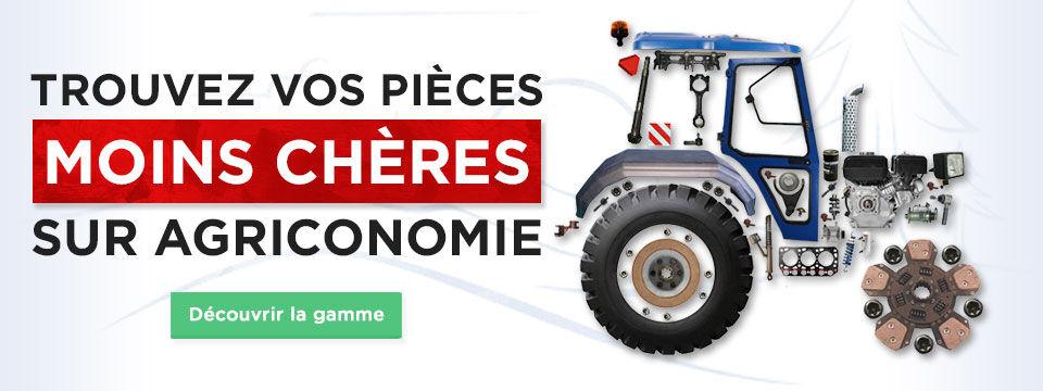 Toutes vos pièces de tracteur moins cher !