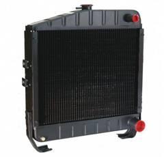 Radiateur pour tracteur CASE IH 3145498R93|3147851R93 adaptable