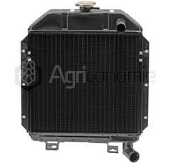 Radiateur pour tracteur CASE IH 3131579R91 adaptable