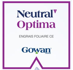 NEUTRAL - Engrais foliaire pour Boravi