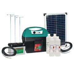 Kit de base électrificateur Mobil Power AD 2000 9600 V AKO