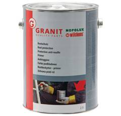 Protection anti-rouille 2,5 litres - Rouge/Marron