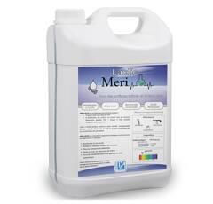MERI LACTIC - Désinfectant détartrant à base d'acide lactique - Bidon de 5 L (Lot de 40 bidons)