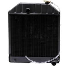 Radiateur pour tracteur FORD 87687383 81875325 adaptable