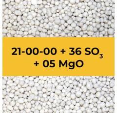Engrais colza 21-00-00 + 36 SO3 + 05 MgO
