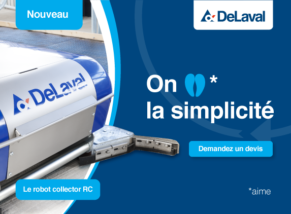 DeLaval Collector
