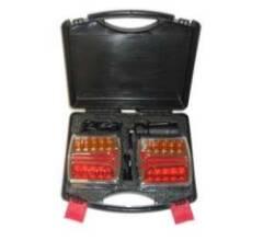 Kit de signalisation LED magnétique et sans fil