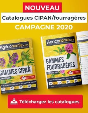 Catalogues CIPAN/Fourragères