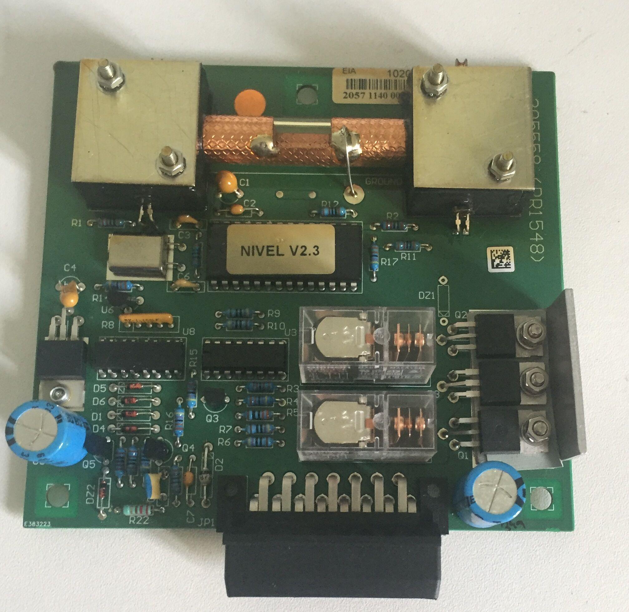 Sew 8248990.10.15 placas de circuito impreso dip